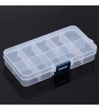 10 Grids Plastic Storage Box