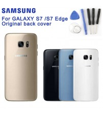 Back Battery Cover Glass For Samsung