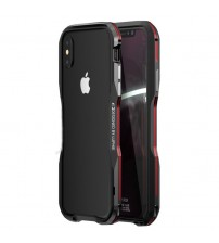 iPhone X Protective Shell Metal Bumper Case