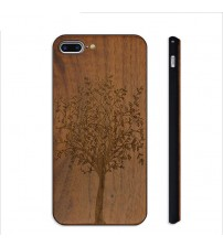 iPhone 8/8 Plus Wood Slim Armor Case