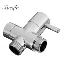 "1/2"" Bathroom Shower Faucet Tee Connector Valve"