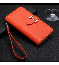 iPhone 8 Plus Wallet Stand Leather Case