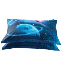 3d Galaxy Printing Pillow Cover