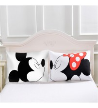 Cute Mickey Mouse Pillow Case