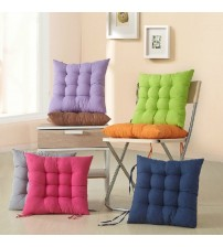 Square Chair Cushion Mat Pad Back Sofa Cushions
