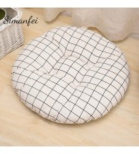 Seat Cushion 2017 New Cotton Linen