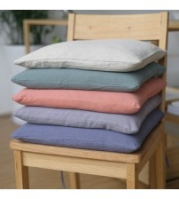 Square Soft Cotton Seat Cushion