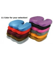 Deluxe Orthopedic Seat Solution Cushion