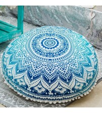 Colorful Mandala Floor Pillows