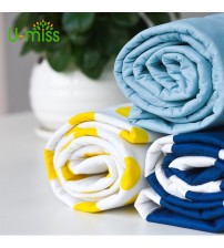 Home Textile Cotton Printed Thick Pad Cover