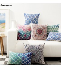 Bohemian Cushion Cover Morocco Pillow Case