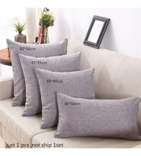 Simple Fashion Throw Pillow Cases