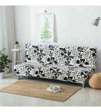 Elastic Case For Sofa Without Handrail Printed