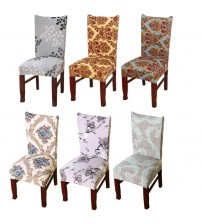 1 Pc Elastic Spandex Polyester Universal Chair Cover