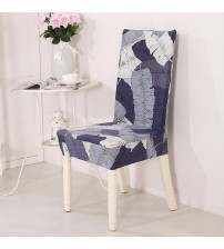 21 Printed Color Spandex Stretch Dining Chair Cover