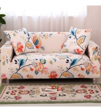 Flower Slipcover Sofa Cover Tightly All-inclusive