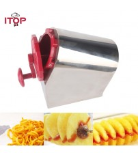 Spiral Potato Cutters Potato Shredders & Slicers