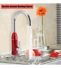 360 Degree  Rotary Hot Cold Mixer Kitchen Sink Water Heater