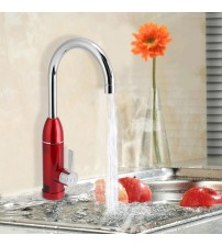360 Degrees Rotatable Tap Water Electric Faucet
