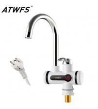 Electric Tankless Hot Water Tap Instant Hot Water Heater
