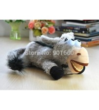 Electronic Donkey Plush Funny Toy