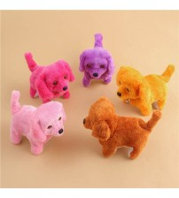 Cute Walking Barking Toy