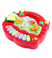 Baby Musical Toys Animal Farm Piano