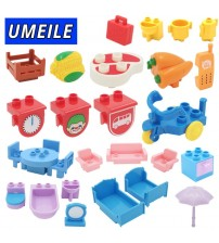 Building Block Accessories Home Furnishing
