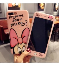 iPhone 6 6s Plus Mickey Minnie Phone Cases