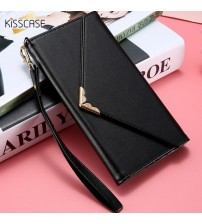 iPhone 6 6s Plus Leather Wallet Case