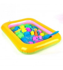 Color PVC Inflatable Sand Tray