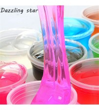 25g Kids Crystal Fruit Magnetic Colored Clay Mud