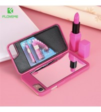 iPhone 6 6s Plus Luxury Makeup Mirror Case