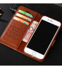 iPhone 6 6S Cheap Leather Wallet Case