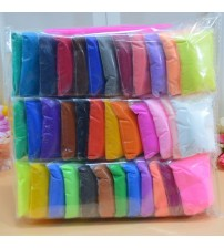 36 Colors Air Drying Super Light Plastic Clay