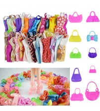 25 Pcs Doll Accessories