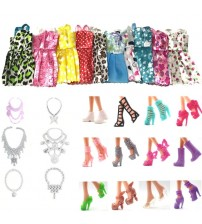 26 Item/ Barbie Doll  Clothes & Accessories