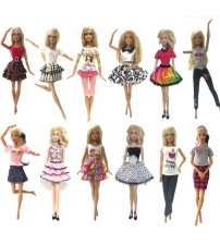 28  Items Barbie Doll  Clothes