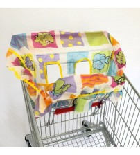 Shopping Cart Cover Baby Seat Pad