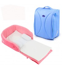 Baby Cradles Crib Portable Folding Bed Cot