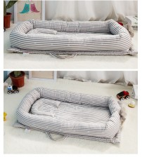 Baby Bag Portable Bumper Cot Mattress