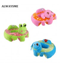 Baby Sofa Plush Support Seats