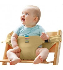 Baby Safety Belt/Portable Chair Cover