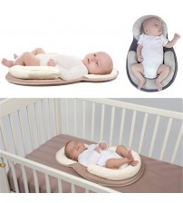 Portable Baby Crib Nursery Travel Folding