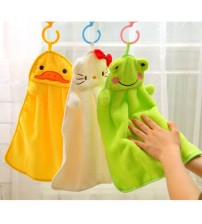 Baby Towel Sweet Candy Colored