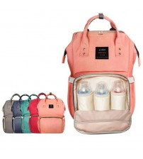 Baby Fashion Nappy Large Diaper Bag Backpack