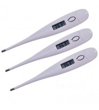 1Pcs Digital LCD Heating Thermometer