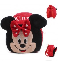 Backpack Cute Minnie Plush Kids Baby Bags