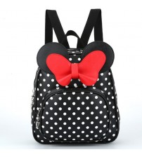 Children Bags Bow Tie Backpack