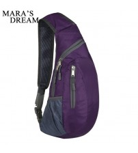 Crossbody Nylon Travel Male Bag